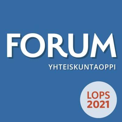 Forum Yhteiskuntaoppi (LOPS21) digipaketti 12 kk ONL