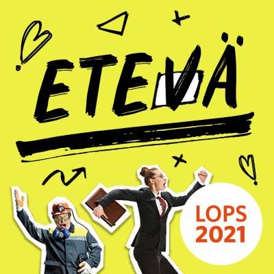 Etevä (LOPS21) digipaketti 12 kk ONL