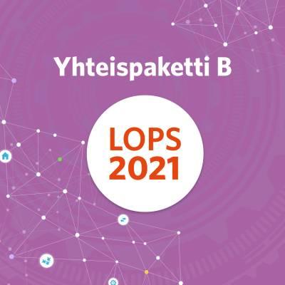 Yhteispaketti B (LOPS21) 12 kk ONL – Särmä, Fokus, New Insights, MAY1, Huippu ja Forum