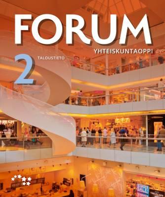 Forum Yhteiskuntaoppi 2 (LOPS21)