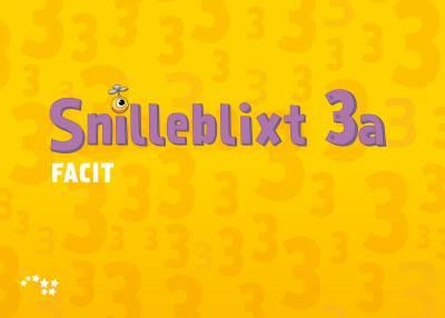 Snilleblixt 3a (LP16) facit